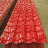 Antike Farben-Dach-Blätter glasierten PPGI/PPGL Dach-Fliese