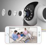 720p 1080P de visión nocturna con infrarrojos cámara IP inalámbrica Seguridad PTZ