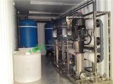 Impianto di per il trattamento dell'acqua puro di Chunke 10t/H nell'installazione di contenitore