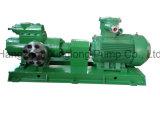높은 점성 세겹 나선식 펌프 또는 가연 광물 펌프 또는 나선식 펌프
