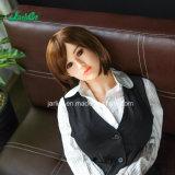 Giocattolo pieno del sesso della bambola di amore del silicone della nuova di arrivo 166 cm di Jarliet di forma fisica della ragazza bambola reale del sesso per l'uomo