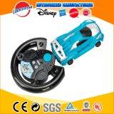 Volant de direction lanceur voiture jouet en plastique pour la promotion