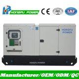 gruppo elettrogeno silenzioso diesel di 50kVA 40kw 50Hz Yangdong