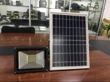 2018 Nuevo Super brillante con protección IP65 Lampara de pared moderna iluminación Proyectores portátiles solares
