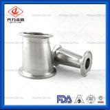 Riduttore del tubo del morsetto dei montaggi di tubo dell'acciaio inossidabile tri