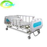 医学の製品の病院のための2つのクランクが付いている手動透析のベッド