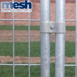 Bon marché de l'Australie de clôtures temporaires galvanisé amovible