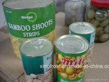 Les conserves de champignons, de conserves de fruits, légumes en conserve