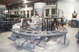 Автоматический поворотный ПВХ тапочки машины литьевого формования