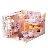 Maison de poupée Cuteroom Bricolage cadeau Jouet enfants miniature L-022