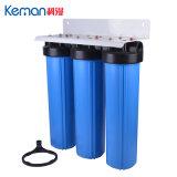 3 Étape 20'' Big Blue Système de purificateur d'eau