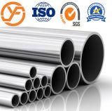 201, 304, 316 Tuyau en acier inoxydable soudés/tube
