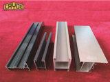 Vía Ventana corrediza de aluminio/aluminio Extrusión de perfiles para ventanas y puertas