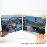 Brochura de vídeo de alta qualidade personalizado imprimindo no folheto de impressão