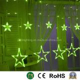 Estrella de luz LED de luz de Navidad