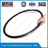 Custom NBR/FKM/PU резиновое кольцо уплотнения большого диаметра