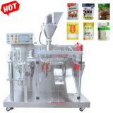 Tipo horizontal do leite em pó desnatado em pó de Coco// Sumiyaki café máquina de embalagem automática com sacos