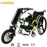 12inch /16 '' Elektrische Handcyle Handbike voor e-Rolstoel