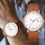Les hommes's Watch Fashion Relogio Masculino Business Or Rose montres à quartz montres haut de la marque de luxe de mens Erkek Kol Saati Commerce de gros