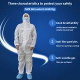Изоляция платье защитную одежду единообразных Anti-Static рабочей одежды