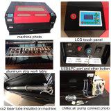 광저우 중국 공급자 배기 장치를 가진 작동되는 크기 1300X900mm Laser 절단기