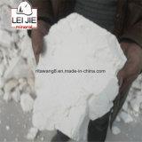 Porseleinaarde 200mesh van de Bleekheid van de Fabriek van China de Hoge Ceramische Vaatwerk Gecalcineerde