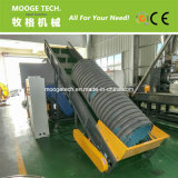 大きい直径のプラスチック管の寸断/シュレッダー機械