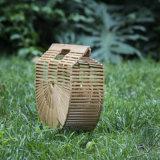 Hete  Milieuvriendelijke Met de hand gemaakte Concurrerende &#160 Van uitstekende kwaliteit; Het Strand Bag&#160 van de Zak van de Kunst van het bamboe;