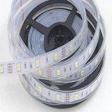 De alto brillo LED multicolor 60LED 19W/M tiras de LED Flexible Non-Waterproof