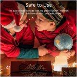 Luz LED recargable lámpara USB Smart Touch