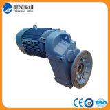 Reductor de velocidad de eje paralelo con el motor