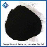 Base de Madera negra en polvo de carbón activado en la producción química