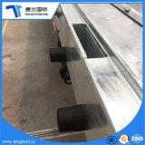 50 Ton Tri-Axle Payload 40 FT na parede lateral semi reboque