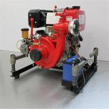 Correa Transnission accionadas por motor Diesel Bomba de agua contra incendios (TS 16949)