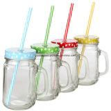 Glasmaurer 450ml mit Griff-Glas