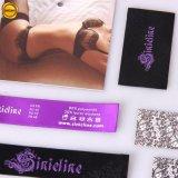 Projeto Lace Sexy Lingeries Sinicline roupas íntimas com logotipo de tecidos