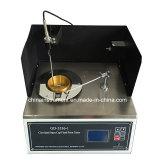 Le pétrole brut électrique numérique Semi-Auto ASTM D92 Kit de test de point éclair