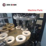 機械を作る秒針の紙コップ