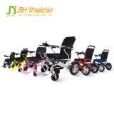 身体障害者のための最も安い折る力の電動車椅子