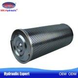 Machinerie lourde d'huile Système hydraulique haute pression de la cartouche de filtre en acier inoxydable beaucoup en stock