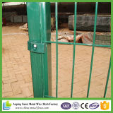 Загородка копья системы безопасности сада уединения фабрики Anping верхняя напольная стальная