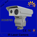 Câmera infravermelha do IP PTZ da rede do laser PTZ do IR do varredor