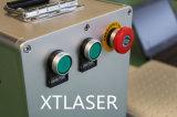 Grabado profundo en la joyería marcada por la mini máquina de la marca del laser de la fibra