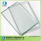 vidro Tempered do flutuador desobstruído de 4mm para a prateleira do refrigerador