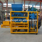 Macchina del blocchetto di gomma piuma di Qt4-25 ENV/macchina per fabbricare i mattoni vuota concreta