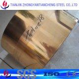 C17200 бериллиевой бронзы медную пластинку в 1/2 жесткости