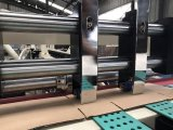 Macchina automatica di Gluer del dispositivo di piegatura del contenitore ondulato automatico di scatola