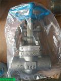 Válvula de porta do aço inoxidável F316L de 1 polegada
