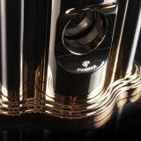 Cohiba leistungsfähiger luxuriöser silberner Guillotine-Herbst-Zigarrenabschneider-Tischplattenkasten (ES-EB-020)