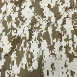 La tela del camuflaje del desierto iguales diseña con la canción de Jung-Ki